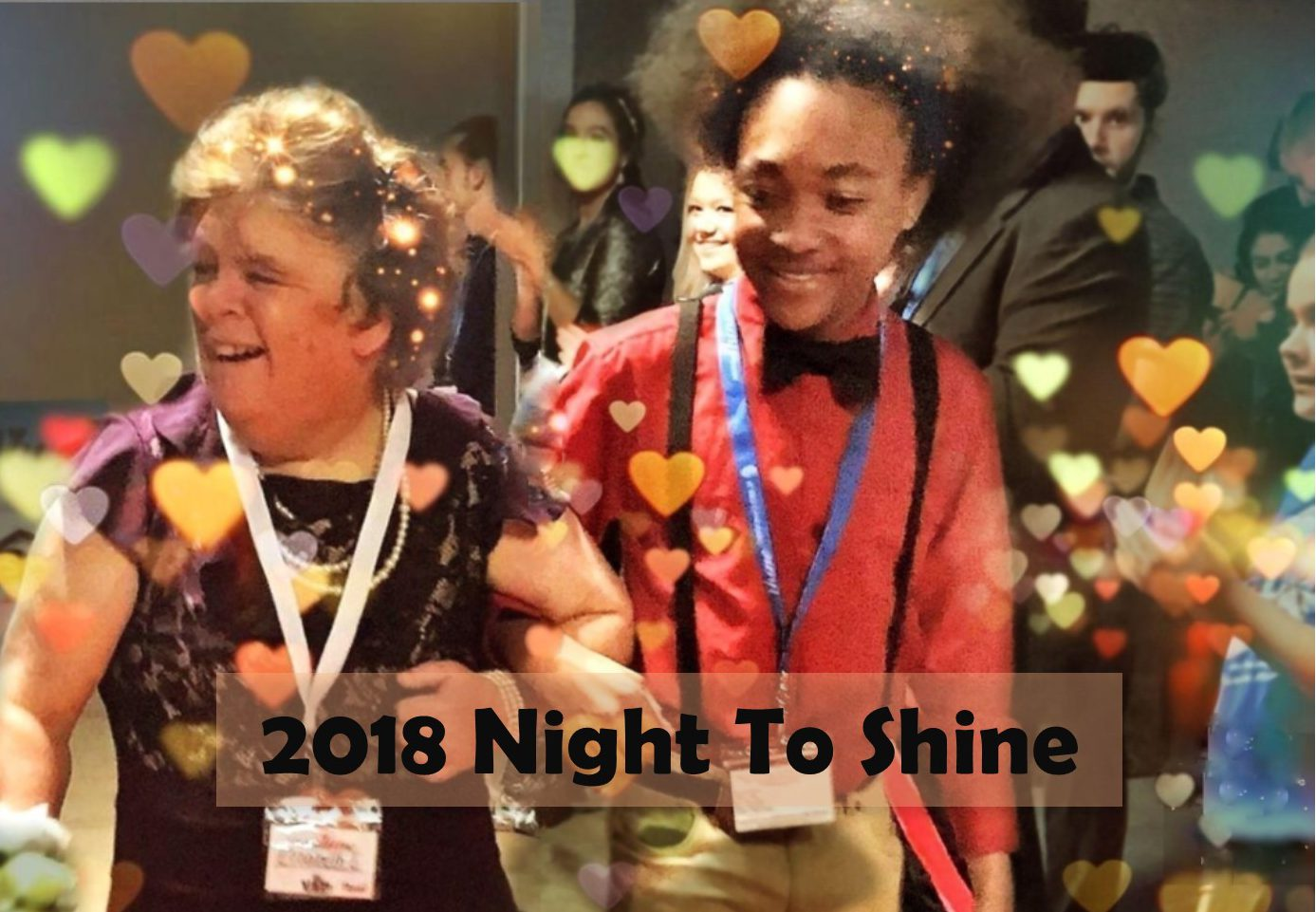Highlight Videos From Night To Shine