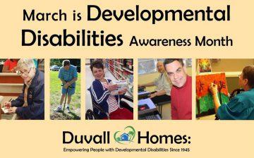 Duvall Homes Developmental Disabilities